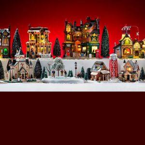Navidad - Pueblo de Navidad Lemax