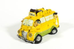 Autobus hucha