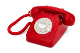 teléfonos clásicos americanos