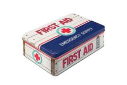 estuche primeros auxilios