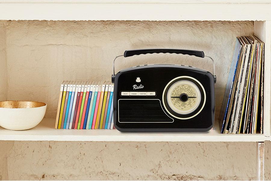 radio antigüedades
