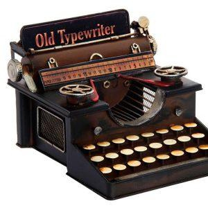 Máquinas de escribir y Registradoras