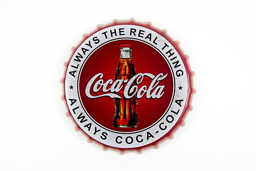 placa-coca-cola-always-antigua