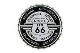 placa-ruta-66-antigua