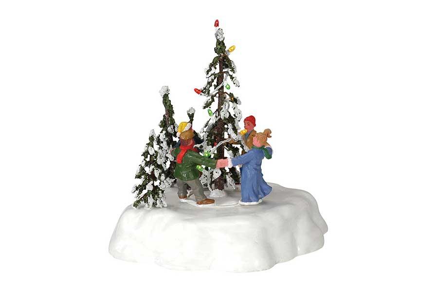 figuras-maqueta-villa-navideña